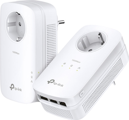 TP-Link TL-PA8033P 1200Mbps 2 Adapters (No WiFi) Main Image