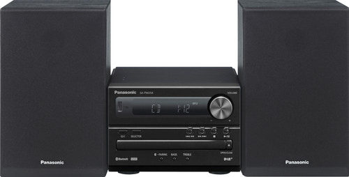 Panasonic SC-PM254EG-K Black Main Image