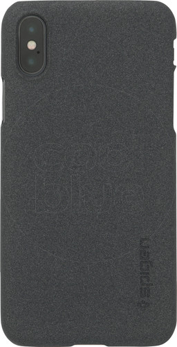 Spigen Thin Fit Apple iPhone Xs/X Back Cover Grijs Main Image