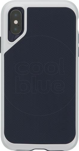 Spigen Neo Hybrid Apple iPhone Xs/X Back Cover Zilver Main Image