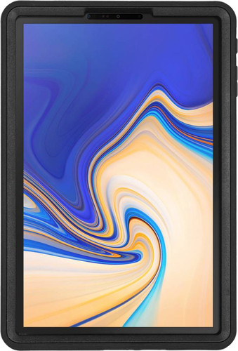 OtterBox Defender Samsung Galaxy Tab S4 Back Cover Black Main Image