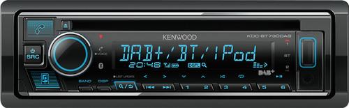KENWOOD KDC-BT730DAB Main Image
