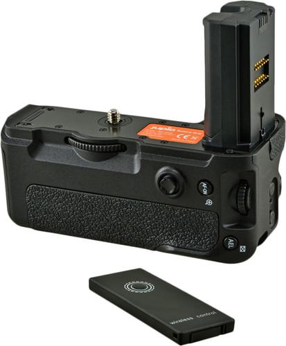 Jupio Battery Grip voor Sony A9 / A7R III / A7 III (VG-C3EM) Main Image