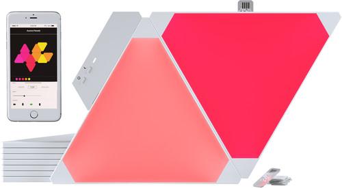Nanoleaf Light Panels Rhythm Kit 15 Pack Main Image