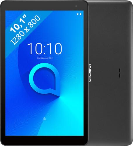 Alcatel 1T10 Black Main Image