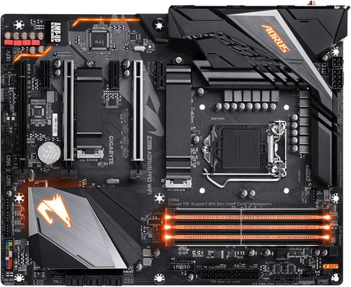 Gigabyte Z390 AORUS Pro Main Image