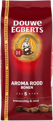 Douwe Egberts Aroma Rood koffiebonen 900 gram Main Image