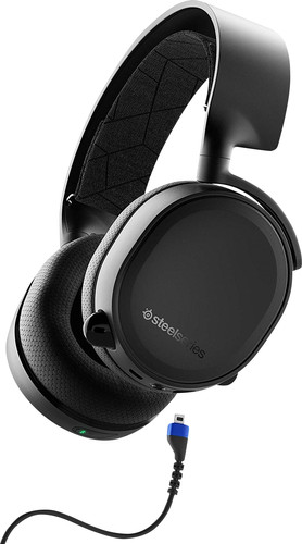 SteelSeries Arctis 3 Wireless (2019) Black Main Image