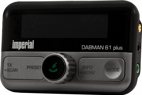 Imperial Dabman 61+ Main Image