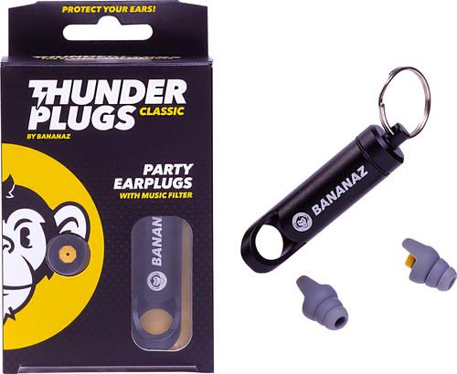 Thunderplugs Classic Earplugs Main Image