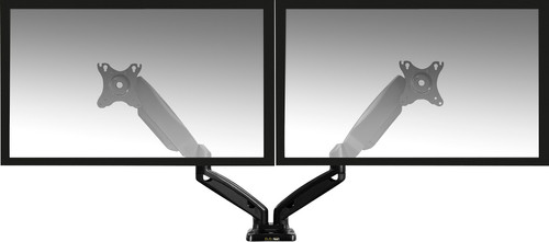 Ewent EW1516 Monitor Arm for 2 Monitors Main Image