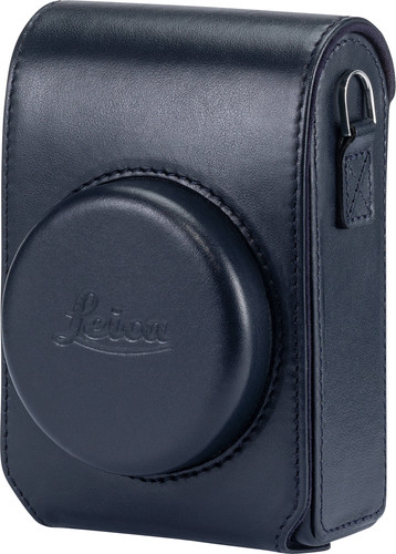 Leica C-Lux Leather Case Blue Main Image
