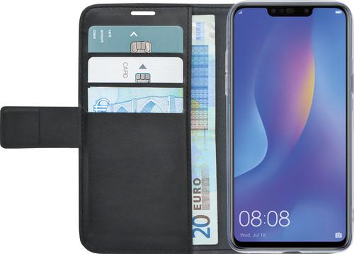 Azuri Wallet Magneet Huawei P Smart Plus Book Case Zwart Main Image