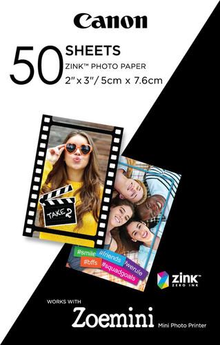Canon ZINK Photo paper (50 sheets) Main Image