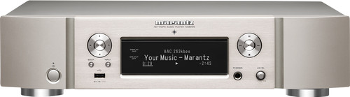 Marantz NA6006 Zilver/Goud Main Image