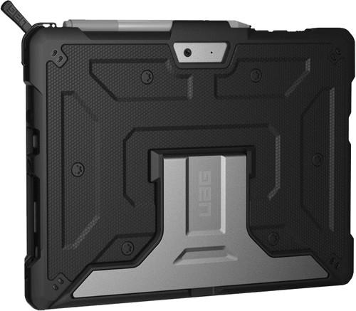 UAG Metropolis Microsoft Surface Go Book Case Zwart Main Image