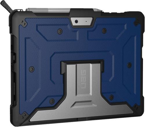 UAG Metropolis Microsoft Surface Go Book Case Blue Main Image