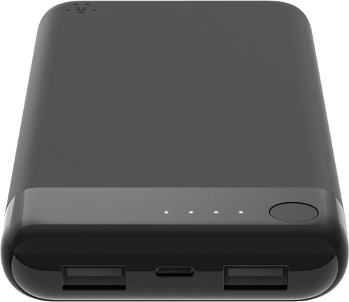Belkin BoostCharge Lightning Powerbank 10,000 mAh Black Main Image