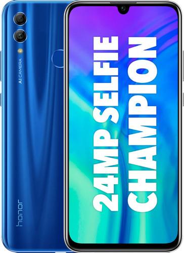 Honor 10 Lite Blauw Main Image