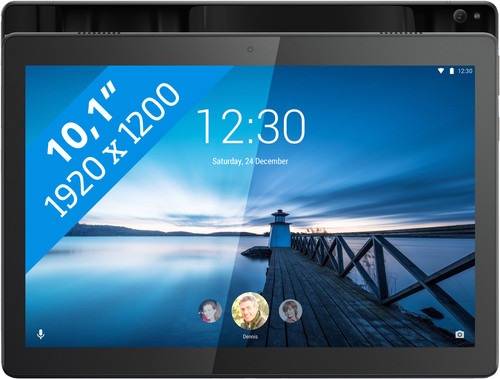 Lenovo Tab P10 64GB WiFi Black Main Image