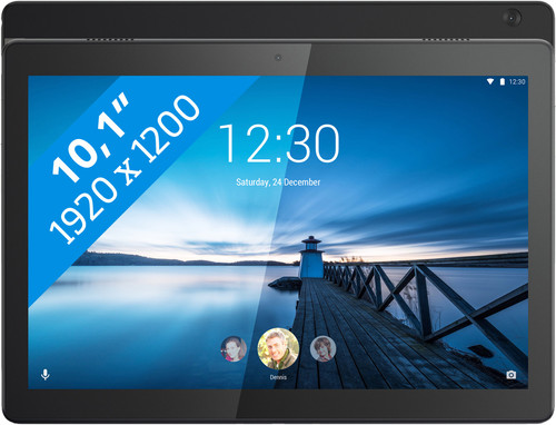 Lenovo Tab M10 2GB 16GB Wifi Zwart Main Image