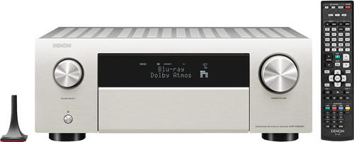 Denon AVR-X4500H Silver Main Image