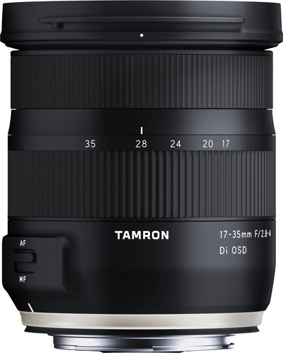 Tamron 17-35mm F/2.8-4 Di OSD Canon Main Image