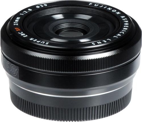Fujifilm XF 27mm f/2.8 Main Image