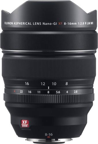 Fujifilm XF 8-16mm F2.8 R LM WR Main Image