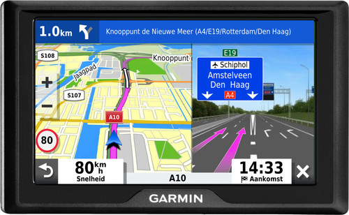 Garmin Drive 52 LMT-S Europe Main Image