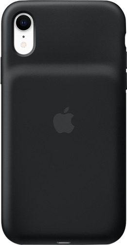 Apple iPhone Xr Smart Battery Case Black Main Image
