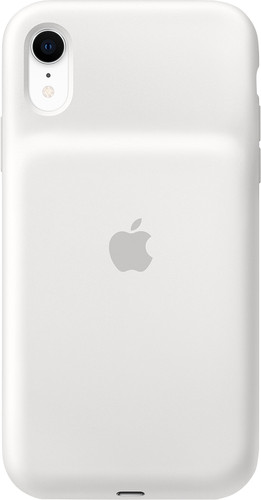 Second Chance Apple iPhone Xr Smart Battery Case White Main Image