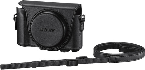 Sony LCJ-HWA cover for Sony CyberShot HX90 and WX500 Main Image