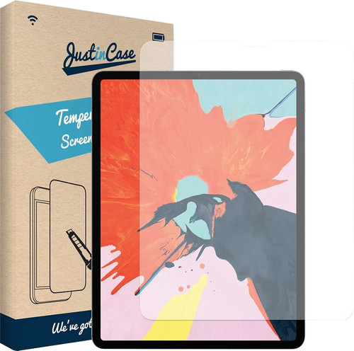 Just in Case Apple iPad Pro 11 inches (2018/2020) and Air (2020) Screen Protector Glass Main Image