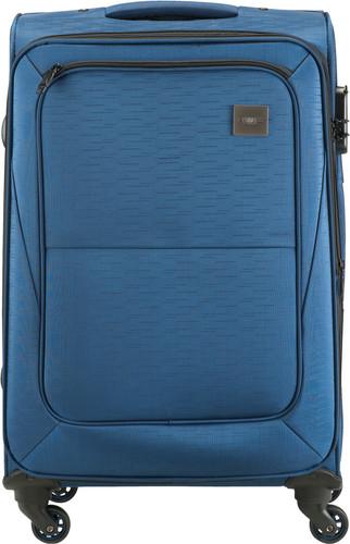 Princess Traveller Colombo Expandable Spinner Blue 65cm Main Image