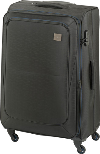 Princess Traveller Colombo Expandable Spinner Black 80cm Main Image