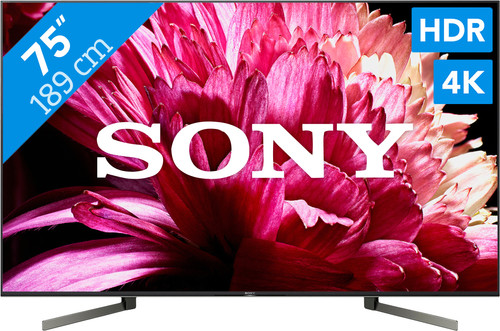 Second Chance Sony KD-75XG9505 Main Image