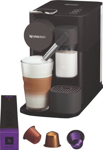 DeLonghi Nespresso Lattissima One Zwart Main Image