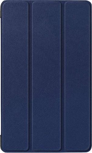 Just in Case Smart Tri-Fold Lenovo Tab E8 Book Case Blue Main Image