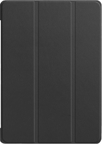 Just in Case Smart Tri-Fold Lenovo Tab E10 Book Case Black Main Image