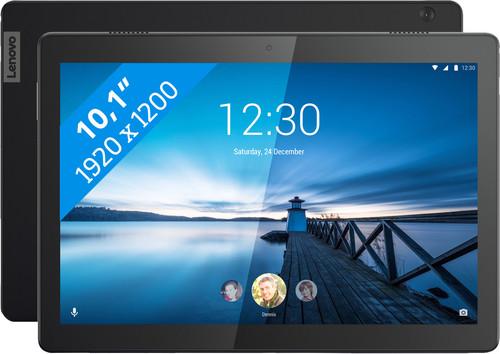 Lenovo Tab M10 3GB 32GB Wifi + 4G Zwart Main Image