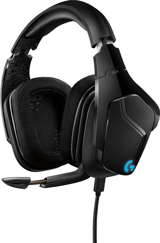 Logitech G635 7.1 Surround Sound LIGHTSYNC Gaming Headset Main Image