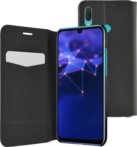 Azuri Booklet Ultra Thin Huawei P Smart (2019) Book Case Black Main Image