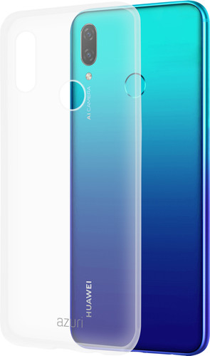 Azuri Glossy TPU Huawei P Smart (2019) Back Cover Transparent Main Image