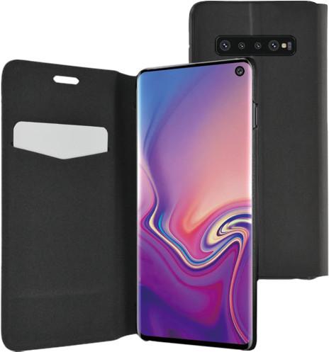 Azuri Booklet Ultra Thin Samsung Galaxy S10e Book Case Zwart Main Image