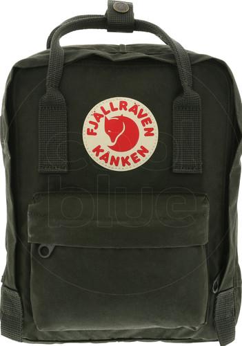 Fjällräven Kånken Mini Deep Forest 7L - Children's backpack Main Image