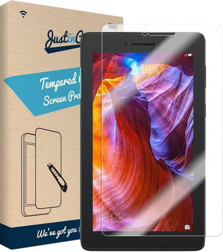 Just in Case Tempered Glass Lenovo Tab E7 Screenprotector Glas Main Image