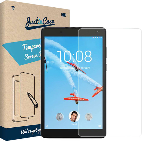 Just in Case Tempered Glass Lenovo Tab E8 Screenprotector Glas Main Image