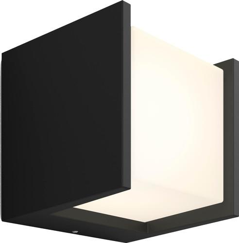 Philips Hue Fuzo buitenwandlamp vierkant Main Image