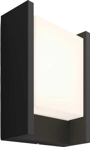 Philips Hue Fuzo exterior wall light rectangle Main Image